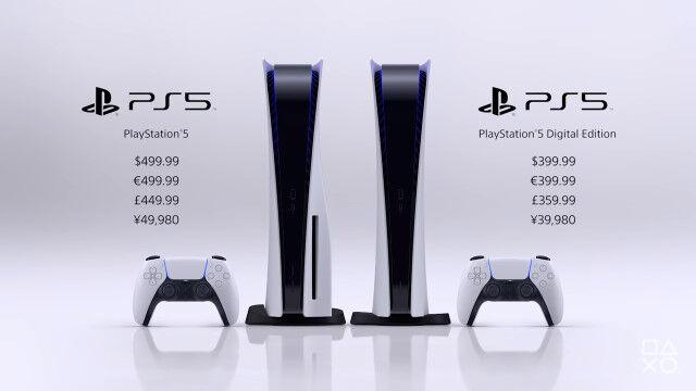 PS5発売日&価格発表!FF16発売決定!!