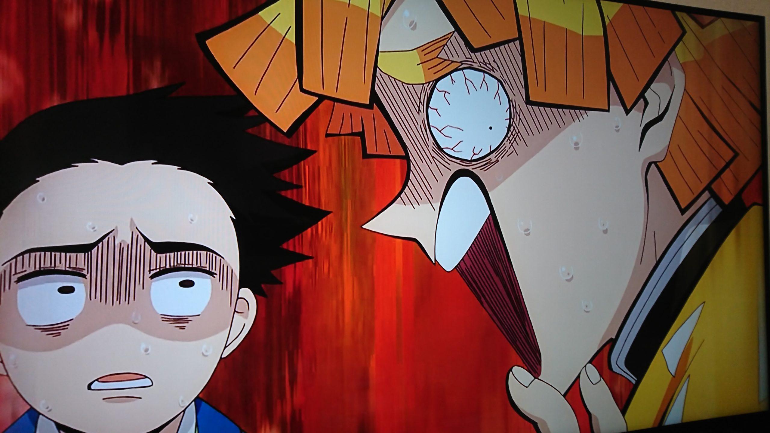 鬼滅の刃の映画はアニメ本編の続きらしいので、3日で見終えて映画観に行く。現在13話。